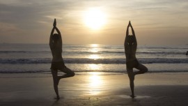 What makes Yoga a sort after workout regime