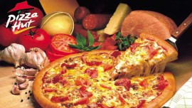 Pizza Hut celebrates India's win at Rio