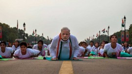 PM Narendra Modi to perform Yoga on International Yoga Day