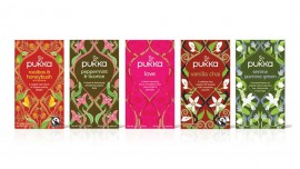 Pukka Tea enters India after success in Europe and USA