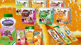 Rasna to enter into food product under child & health category