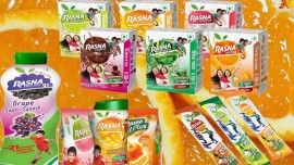 Rasna to make Non-fruit Beverages