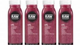 Cold Pressed Juice RAW Pressery enters smoothy range