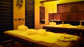 Rejoice oasis of spirituality at conventionally designed Vyom spa at Daiwik Hotels