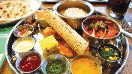 Revival Indian Thali now in Dubai