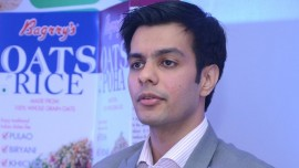 QSR food shouldn t be known to be unhealthy but healthy   - Aditya Bagri