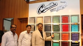 S P Arrarels Ltd opens three Crocodile Stores this week