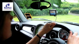 SatNav to tenfold its presence in India