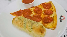 Sbarro includes new Pepperoni Sticks in its menu