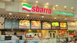 Sbarro introduces Stromboli aka Pizza Roll
