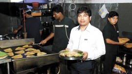 35 years old journey of most loved vegetarian restaurant