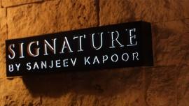 Signature by Sanjeev Kapoor enters Doha