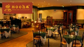 Six more Mocha cafés by 2010-end