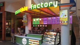 Smoothie Factory signs India Master Franchisee