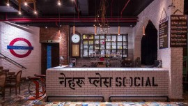 Delhi gets its 4th Social at Nehru Place