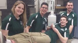 US university students develop eco-friendly exfoliating