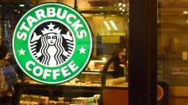 Pressure on Starbuck's new CEO, to push the shares up