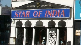 Star of India Wins Food Awards'13