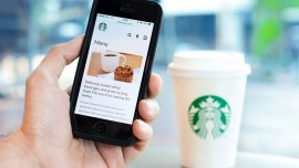 Starbucks focus on delivering food at an ease