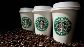 Starbucks focuses on technology, partners with Apple to deliver coffee