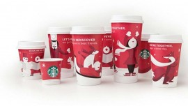 Starbucks launches special Christmas offers