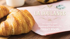 Starbucks to close all its La Boulange retail outlets by September