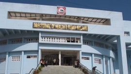 State Health   Family Welfare Minister of Nagaland inaugurates first AYUSH hospital