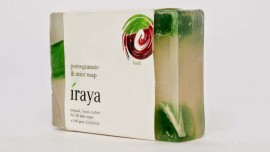 Stay cool with Iraya's refreshing skincare range with essential herbs