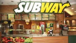 Subway awards Regional Franchisee