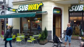 Subway looks to redesign its stores in US amid sales decline
