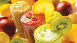 Summer smoothies at Rrala