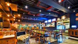 Swagath Group launches Indian Grill Company in CP