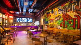 Taco Bell launches its 9th restaurant in India