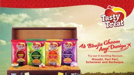 Tasty Treat launches new Bhujia