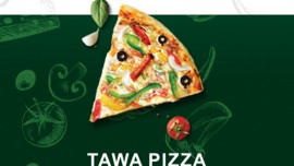 Frish launches country's first ready-to-cook Tawa Pizza