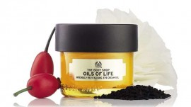 The Body Shop launches Oils of Life