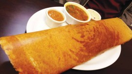The Mix by The BreMaster launched the concept of Live Dosa Corner