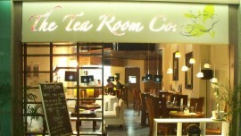 The Tea Room Co partners Francorp India