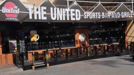 The United Sports Bar & Grill to celebrate Red Cross day