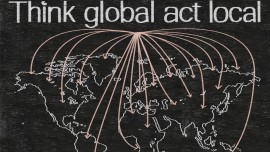 Think global act local in franchising