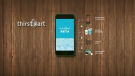 ThirstKart Beverage delivery app plans to raise $10 million for expansion