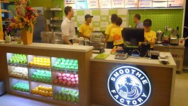 US-based Smoothie Factory to have 90 outlets in India by 2019