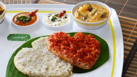 Vaango introduces heart shaped Guntur Idlis for Valentine\