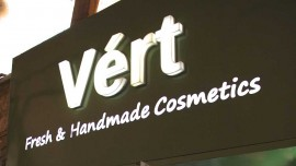 Recreational fad of handmade Vert products