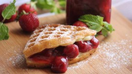 How this Mumbai based startup is redefining the waffle biz