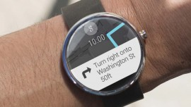 Want to avoid long queues  Order Domino s Pizza on Pebble  Android Wear Smartwatches