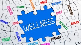 Institutionalising wellness program as part of the curriculum