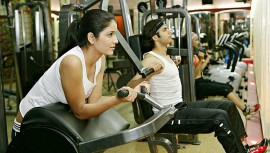 What is not working out for fitness chains in India