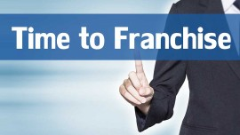 When is a brand ready to franchise?