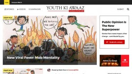 World Vision India launches blog-a-thon with Youth Ki Awaaz